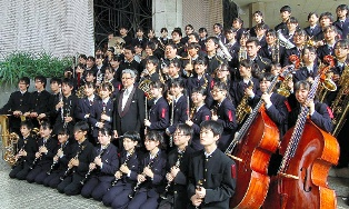 磐城高校吹奏学部